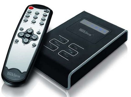 TrekStor MovieStation pocket c.uc Portable HDD