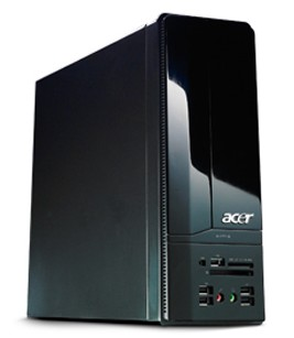 Acer Aspire X1700-U3700A Mini Desktop PC