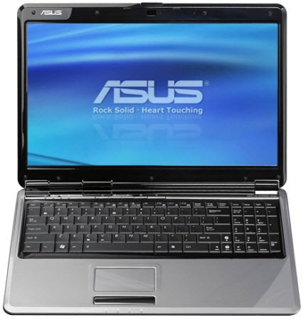 Asus F50 and F70 Series Notebooks