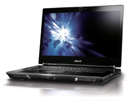 Asus W90 - Ultimate Multimedia Notebook