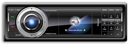 Blaupunkt TravelPilot Hamburg Internet Car Radio