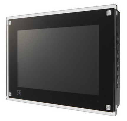 byd-sign DP-1001DW Digital Frame with 1Seg Tuner