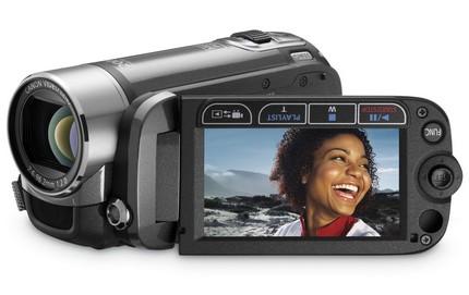 Canon FS22 32GB Flash memory camcorder
