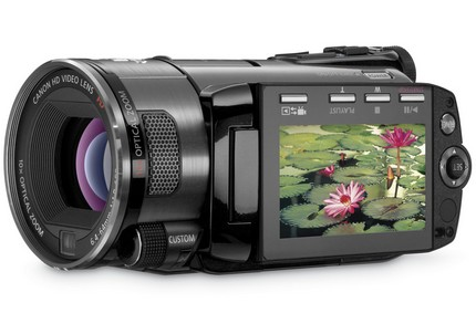 Canon VIXIA HF S100 Flash Memory Camcorders