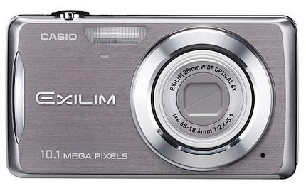 Casio Exilim Card EX-S12/Zoom EX-Z400 Windows 7