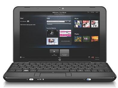 HP Mini 1000 Mi Netbook