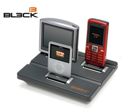 IDAPT i3 BL3CK universal charge