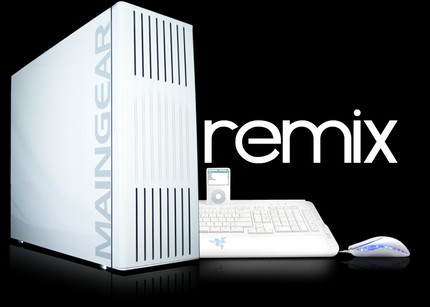 MainGear Remix i7-powered Workstation