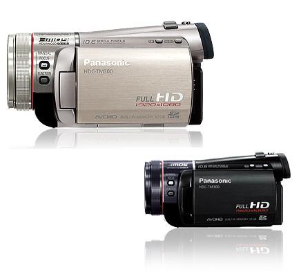 Panasonic HDC-TM300 Full HD Camcorder