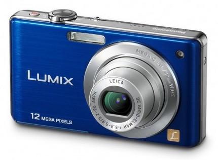 Panasonic Lumix DMC-FS15 Stylish Camera