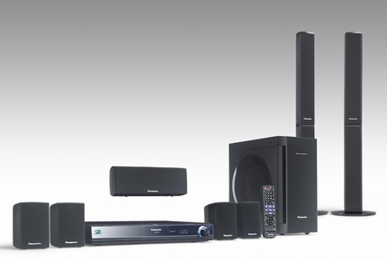 Panasonic SC-BT300 and SC-BT200 Blu-ray Home Theater systems