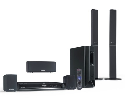 Panasonic SC-PT670 ipod Home Theater System