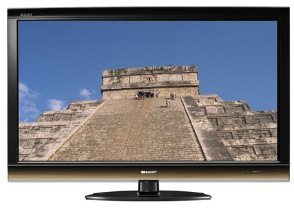 Sharp AQUOS E77U and E67U LCD HDTVs