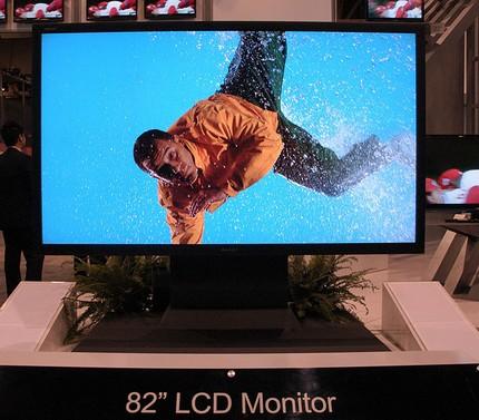 Sharp AQUOS LC-82MX1U 82-inch Full HD LCD Monitor