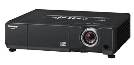 Sharp XV-Z15000 Full HD DLP Projector