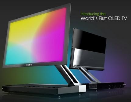 Sony BRAVIA XEL-1 Ultra Slim OLED TV hits US