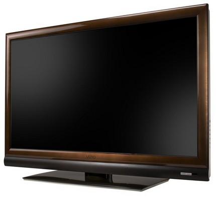 Vizio VL and VT Series LCD HDTVs