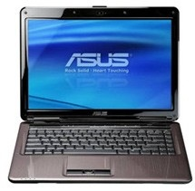 Asus N81Vg Notebook with GeForce GT 120M