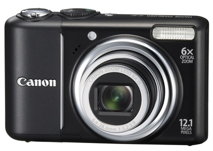 Canon PowerShot A2100 IS digital camera