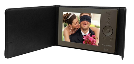 Digital Foci Photo Book PBK-080 8-inch Photo Display