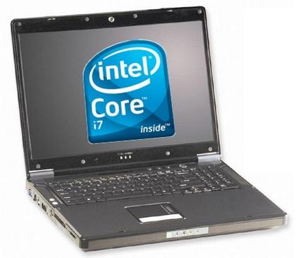 Eurocom Clevo D900F Phantom i7 Core i7 Notebook