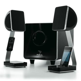 Focal XS Premium  iPod Speaker Sound System