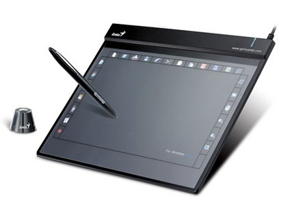 Genius G-Pen F509 Tablet