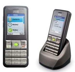 IPEVO S0-20 Wi-Fi Skype Phone