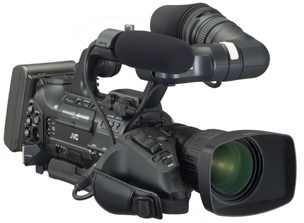 JVC ProHD GY-HM700 Professional Camcorder