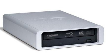 LaCie d2 Blu-ray Drive Recorder