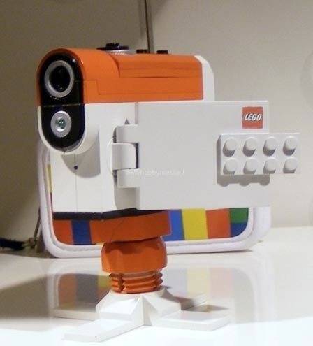 Lego Video Camcorder spotted
