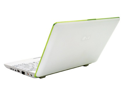 LG X120 3G HSPA Netbook
