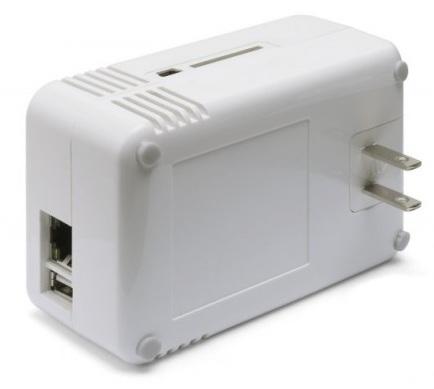 Marvell SheevaPlug Linux Plug Computer