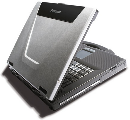 Panasonic Toughbook 52 touchscreen