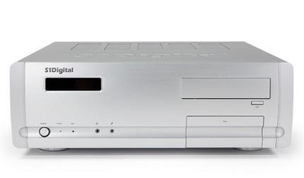 S1Digital P500 Media Center PC Silver