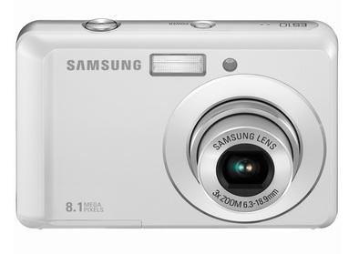 Samsung ES10 Compact Camera
