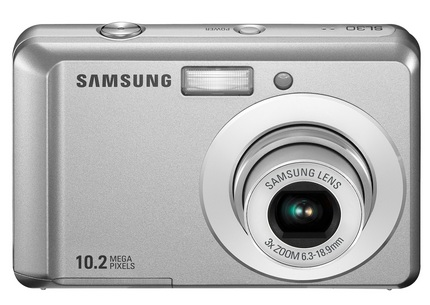 Samsung SL30 entry-level Camera