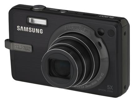 Samsung SL820 Compact Digital Camera