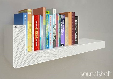 Soundshelf - Book Shelf Speaker