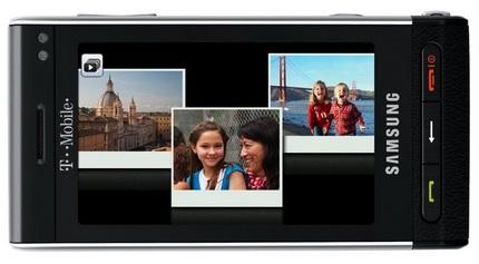 T-Mobile Samsung Memoir SGH-t929 8Mpix Phone