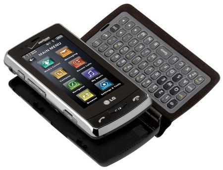 Verizon LG Versa QWERTY Phonev