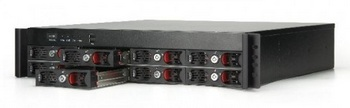 VIA NSR7800 8-Bay 2U Rackmount Server is eco-friendly