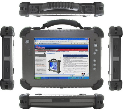 Winmate V280 Ruggedized Tablet PC