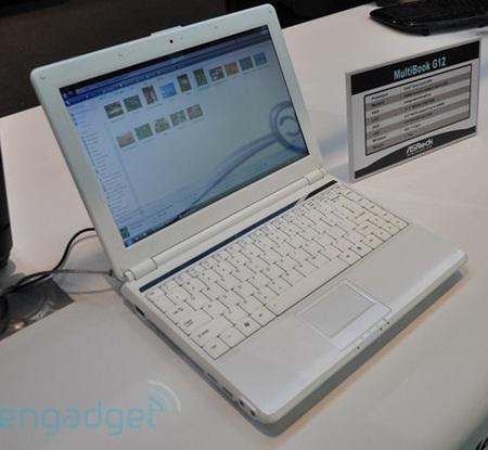 ASRock MultiBook G12 Mini Notebook