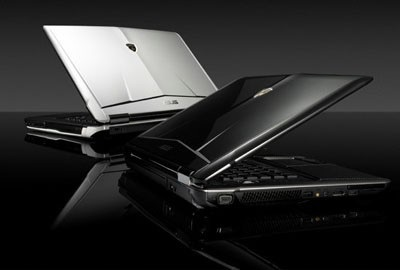 Asus Lamborghini VX5, K Series, M90Gf Notebooks for the CeBit 2009