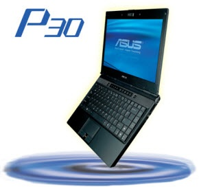 ASUS P30A NOTEBOOK DRIVER FOR PC