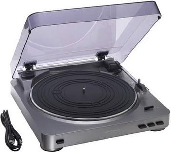 Audio-Technica AT-PL300USB USB Turntable