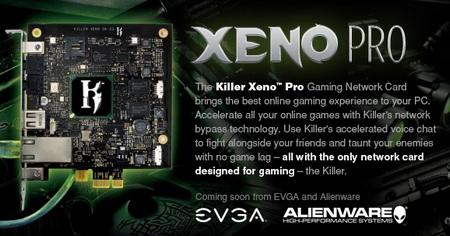 Bigfoot Killer Xeno Pro Gaming network NIC