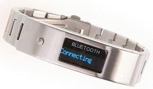 Bluetooth LCD Vibrating Bracelet
