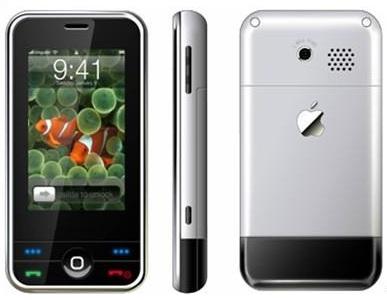 CECT A380i Dual SIM Touch Phone